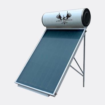 chauffe eau solaire 150 litres circuit ouvert upes energie. Black Bedroom Furniture Sets. Home Design Ideas