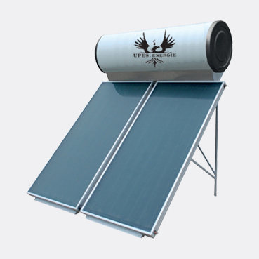 chauffe eau solaire ouvert