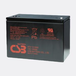 Batterie solaire GEL