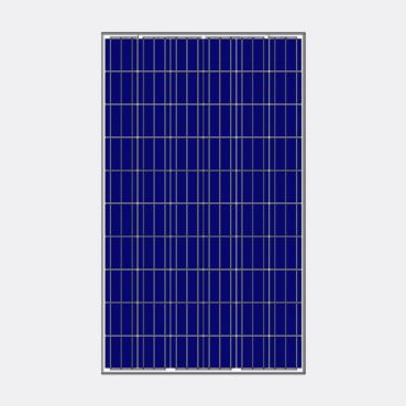 Panneau solaire 235 ~ 265 Watt