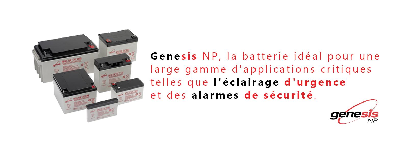 Batterie solaire AGM
