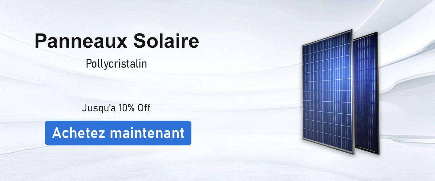 panneau solaire au maroc
