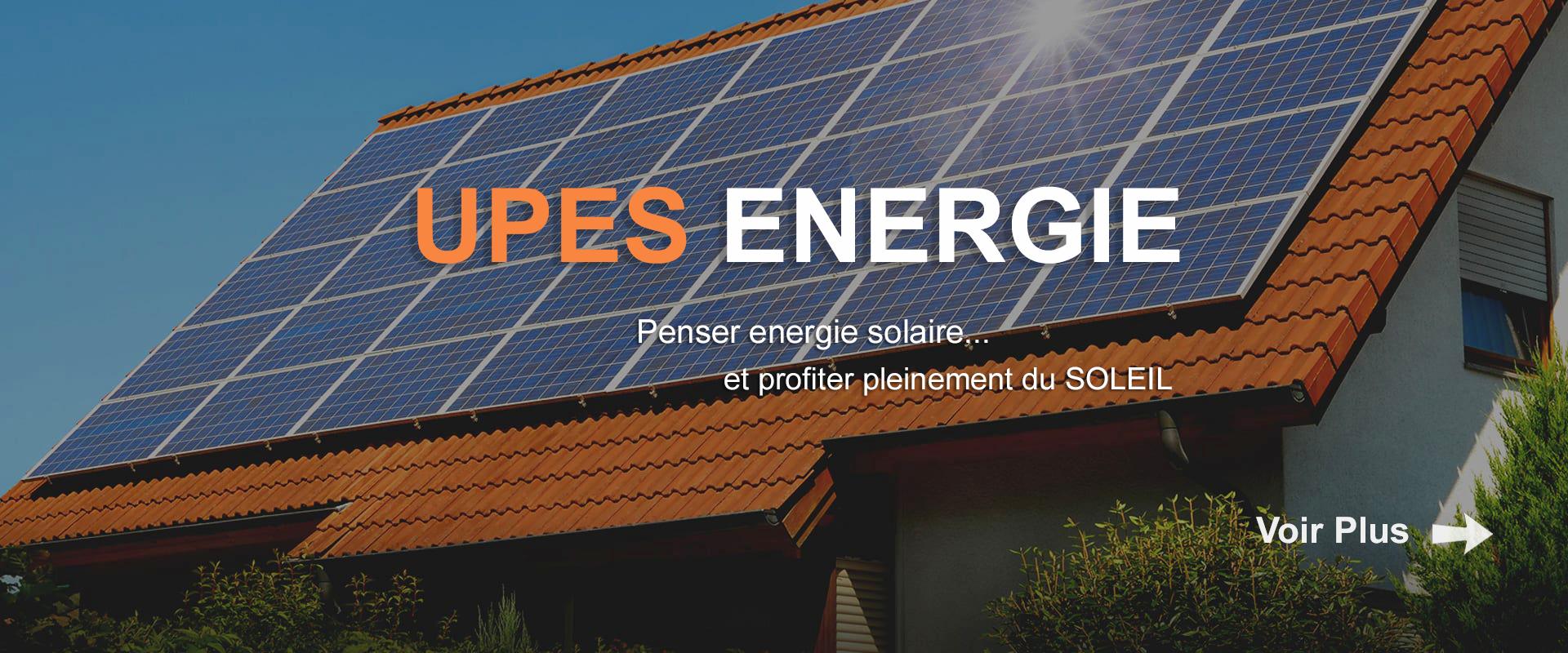 materiels energie solaire au maroc